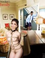 Sarah Hyland Bondage Modern Family Naked 001