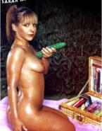 Sarah Michelle Gellar Dildo Nudes 001