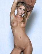 Sarah Michelle Gellar Nude Body Undressing 001
