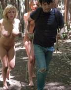 Scarlett Johansson Boobs Bondage 001