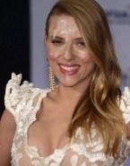 Scarlett Johansson Facial Cumshot Xxx 001