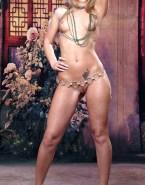 Scarlett Johansson Legs Small Tits Nude 001