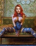 Scarlett Johansson Lingerie Big Boobs Porn 001