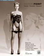 Scarlett Johansson Lingerie Panties Down 001