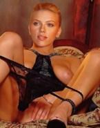 Scarlett Johansson Panties Down Lingerie Xxx 001