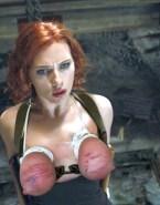 Scarlett Johansson The Avengers Bondage Porn 001