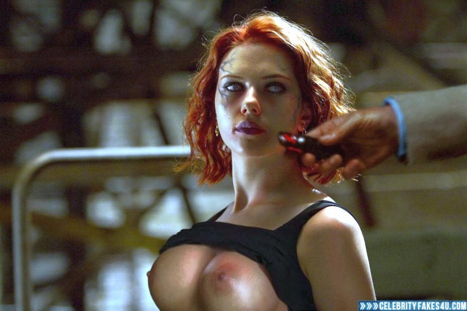 Join told Scarlett johansson avengers fake nude assure