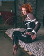 Scarlett Johansson The Avengers Bondage Xxx 001