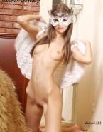 Selena Gomez Nude Body Breasts Fake 004