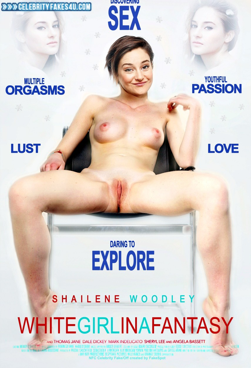 Shailene woodley nude tits longer better version 2