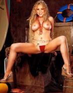 Shakira Panties Breasts Nude Fake 001