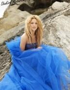 Shakira See Thru Outdoors Porn Fake 001