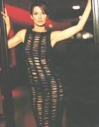 Shania Twain Lingerie See Thru Nudes 001