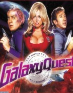 Sigourney Weaver Movie Cover Galaxy Quest Naked 001