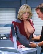 Sigourney Weaver Nipple Slip Galaxy Quest Nsfw 001