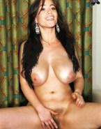 Sofia Vergara Hairy Rubbing Pussy Naked 001