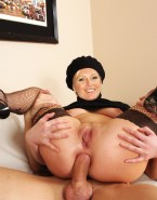 Sophie Davant Anal Legs Spread Pussy Sex 001