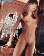 Sophie Marceau Completely Naked Body Small Tits 001