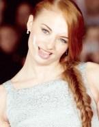 Sophie Turner Facial Cumshot Fake-009