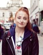 Sophie Turner Facial Cumshot Fake-014
