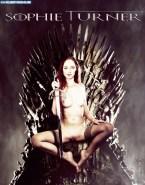 Sophie Turner as Sansa Stark Game of Thrones Nude Fake-005