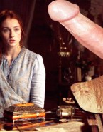 Sophie Turner as Sansa Stark Game of Thrones Sex Fake-001