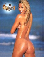 Stacy Keibler Ass Beach 001