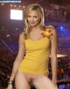 Stacy Keibler Nudes No Underwear 001