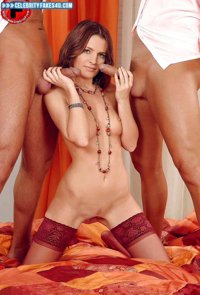 Pictures of stana katic gangbanged