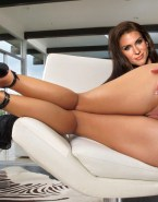 Stephanie Mcmahon Spreads Ass Cheeks Pussy Naked 001