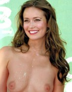 Summer Glau Breasts Cumshot 001