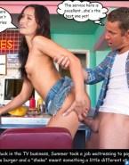 Summer Glau Caption Sex 001