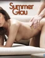 Summer Glau Doggystyle Sex 003
