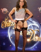 Susanna Reid Camel Toe Pulls Panties Down 001