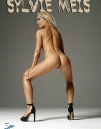 Sylvie Meis Naked Ass 001