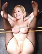 Tae Yeon Bondage Squeezing Tits Nudes 001