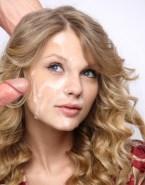 Taylor Swift Cumshot Facial Sex 001