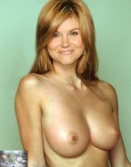 Tiffany Amber Thiessen Exposed Tits 001