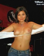 Tiffany Amber Thiessen Homemade Wet Nudes 001