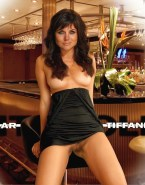 Tiffany Amber Thiessen Topless Up Skirt Nudes 001