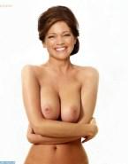 Valerie Bertinelli Boobs Squeezed Fake 001