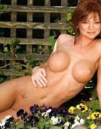 Valerie Bertinelli Naked Body Breasts Fake 001