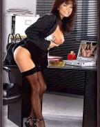 Valerie Bertinelli Stockings Squeezing Tits Nsfw Fake 001