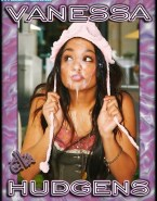 Vanessa Hudgens Cumshot Facial Swallowing Cumslut Naked 001