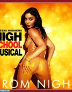 Vanessa Hudgens Spreads Ass Cheeks High School Musical Nude 001