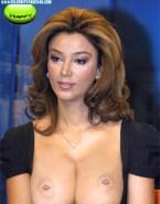 Verona Pooth Nude Pierced Nipples 001