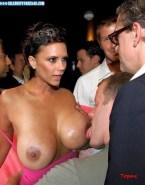 Victoria Beckham Titty Sucked Public Fakes 001