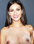 Victoria Justice Boobs Fake 005