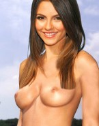 Victoria Justice Tits Nude Fake 002