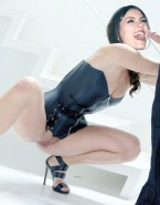 Victoria Justice Blowjob Legs Spread Sex Fake 001